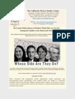 CMSC Newsletter 18 Vol. 3 September 23 2014