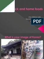 homesick and home foods