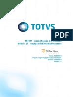 MIT041 - Inspeção de Entradas_Processos - Eurosonics