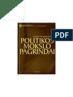 Novagrockiene - Politikos Mokslo Pagrindai