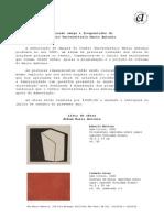Catalogo de Obras
