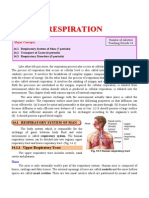 Ch -14 Respiration