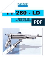 Manual de Mantenimiento de Perforadora. PDF