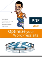 Yoast Optimize WordPress Site