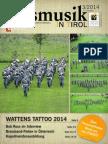 Blasmusik in Tirol 3 / 2014