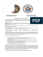 NY NJ MOU Comments From Both Sides 9-24-2014