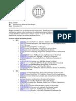 2013 11 20 Budget Best Practices
