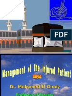 Management of the Injured com