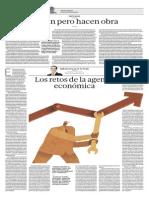 Los Restos de La Agenda Económica_El Comercio 21-09-2014