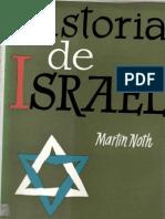 Historia de Israel - Martin Noth