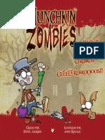 Jogo Munchkin Zombies Regras