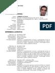 CV - Lorenzo La Fauci