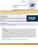 3.Bacteriological Profile and Antibiogram 325