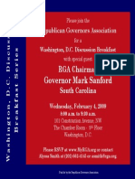 20409 Dc Discussion Breakfast Invitation
