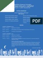Rga 2010 Ohio Policy Summit Fact Sheet