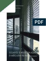 Documentos de Arquitectura Moderna en Am Rica Latina 1950-1965 [Primera Recopilaci n]