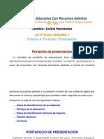 ACTIVIDAD SEMANA 4 - Portafolio de presentación - Sept 21-24
