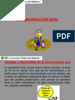 La Comunicacion Oral (2)