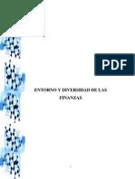 Ensayo Entorno y Diversidad de Las Finanzas