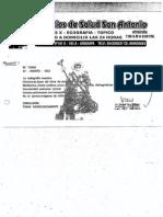 Modelo de Informe de Placa