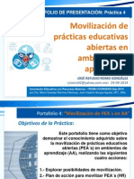Portafolio de Presentacion Practica 4 Jose Romo