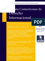 Revista Costarricense Derecho