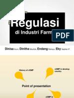 Regulasi Kelompok 8 (a)