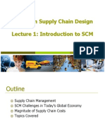 Lecture 01 - Introduction to SCM