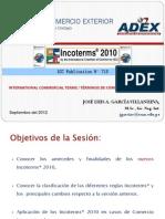 Incoterms (R) 2010 - ADEX - Sin Respuestas