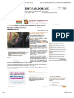 11-09-14 Diputados Del PRI Revisan Futuro Aeropuerto Con SCT