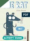 The Rat by Elise Gravel Teacher's Guide