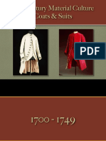 Clothing - Male - Coats & Suits