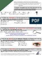 Fiche Methode Pratiquer La Demarche Dinvestigation Scientifique