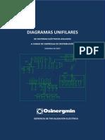 3. Diagramas Unifilares de La Generacion de Sistemas Electricos Aislados