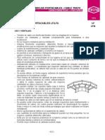 Bandejas Portacables LF TECNA