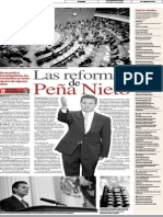 Reformas Peña Nieto