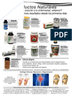 Folleto Poliproductos Naturales 140918