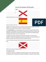 Evolución histórica de la bandera del Ecuador.docx