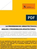6 Programa Arquitectonico