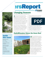 Rivers Report Fall 2014