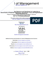 Journal of Management 1996 Podsakoff 259 98