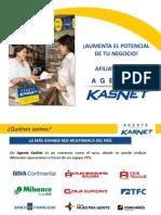 Presentación Afiliación Agente Kasnet