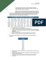 Probabilidad y Estadistica - Tercer Actividad - Artemio Gloria