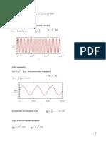 Mathcad - Modulacion AM