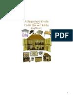 Guia de Principiantes de Casas de Muñecas - Jean Nisbett