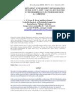 Diseño, Implementación y Monitoreo de Un Sistema Didáctico