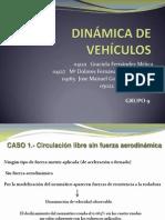 Dinámica de Vehículos