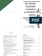 Seven Military Classics of Ancient China 1