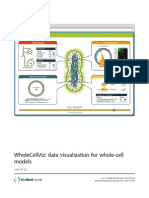 !!WholeCellViz- Data Visualization for Whole-cell Models