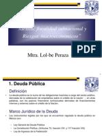 deuda pública